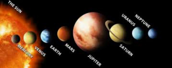 biggest to smallest planets in solar system - photo #2